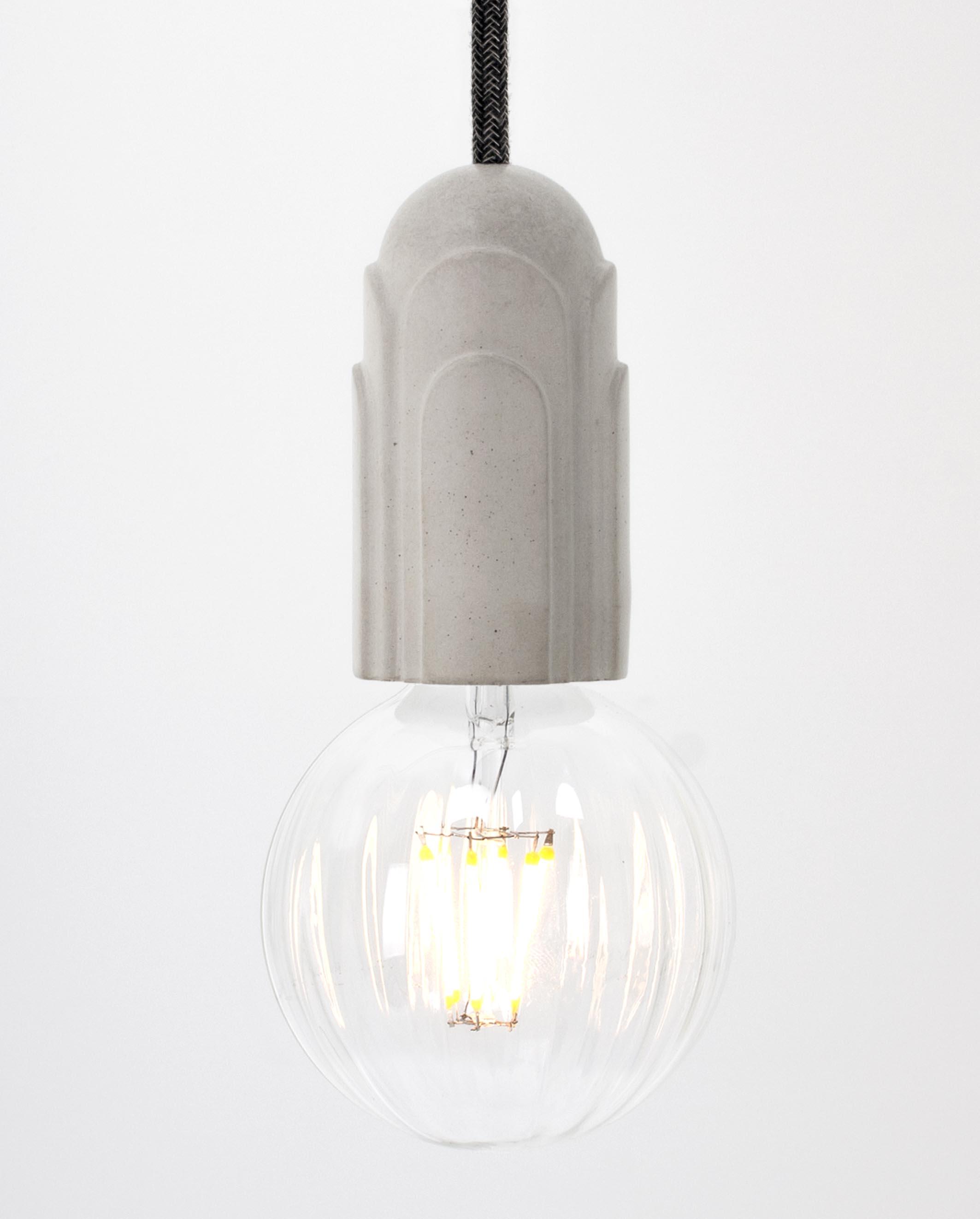 #ART DECO light grey